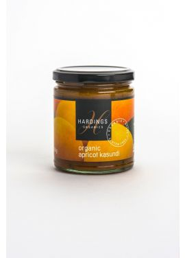 Hardings Organic Apricot Kasundi 260g