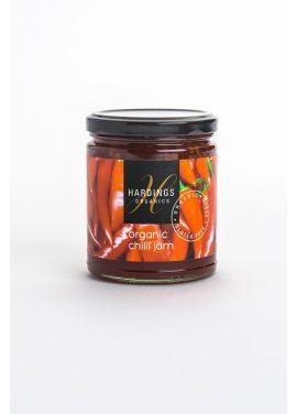 Hardings Organic Chilli Jam 300g
