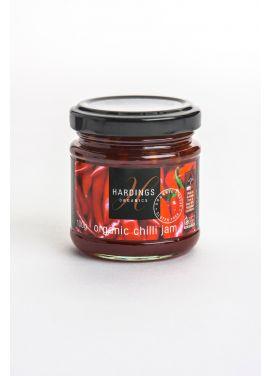 Hardings Organic Chilli Jam 100g