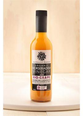 AUSTRALIAN HARVEST Organic Horseradish Vinegar 350ml