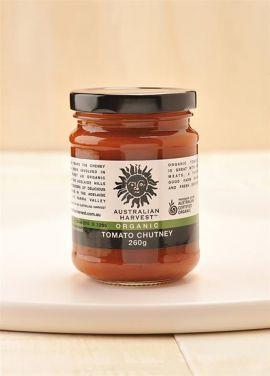 AUSTRALIAN HARVEST Organic Tomato Chutney
