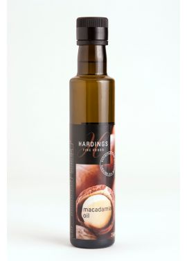 Hardings Macadamia Oil 250ml