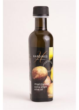 HARDINGS MANZANILLO Extra Virgin Olive Oil 100 ml