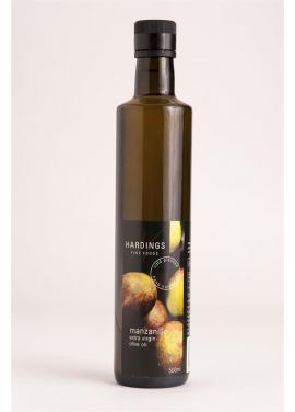 HARDINGS MANZANILLO Extra Virgin Olive Oil
