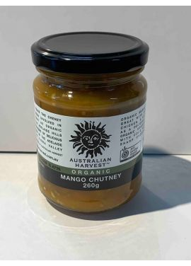 Organic Mango Chutney