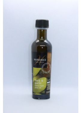 HARDINGS HERB & GARLIC Olive Oil 100ml