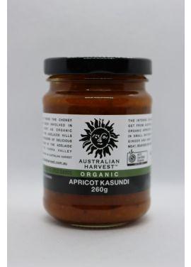Organic Apricot Kasundi