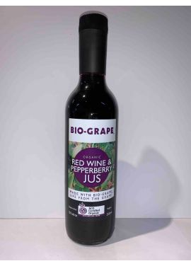BIO-GRAPE Certified Organic Red Wine JUS
